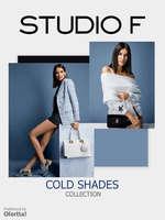 Ofertas de Studio F, Cold Shades