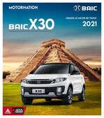 Ofertas de BAIC, BAIC X30
