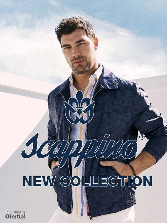 Ofertas de Scappino, New Collection