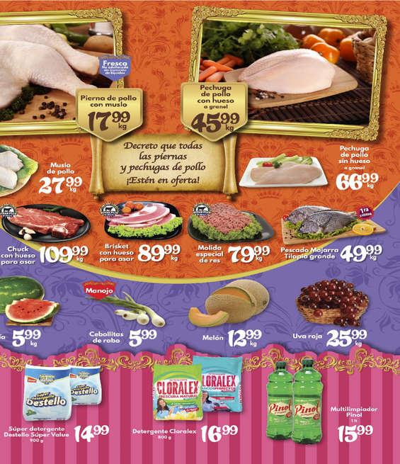 Ofertas de S-Mart, El rey de las ofertas- Diptico Lincoln, Concordia y Fresno