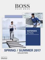 Ofertas de Hugo Boss, Spring Summer 2017 Waterside Action