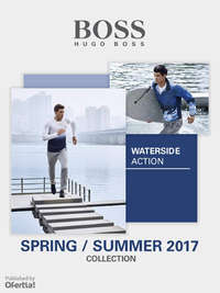Spring Summer 2017 Waterside Action