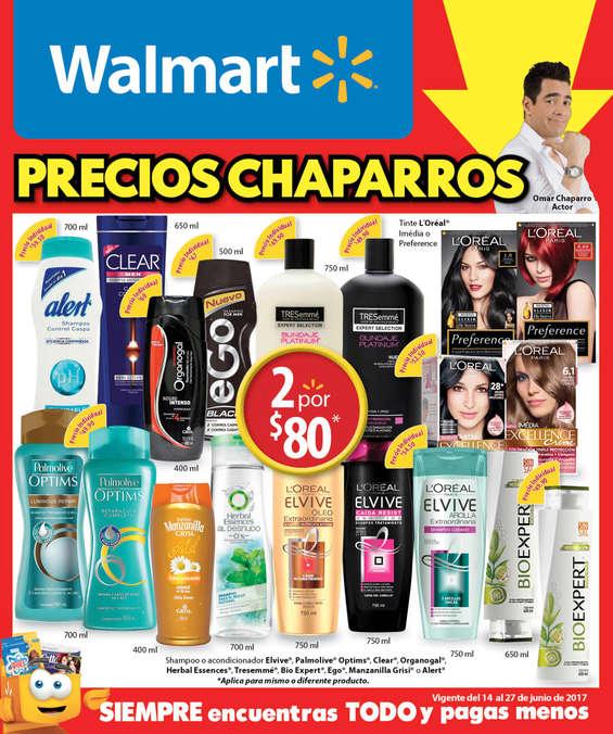 Ofertas de Walmart, Precios Chaparros