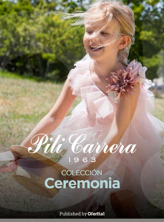 Ofertas de Pili Carrera, Ceremonia