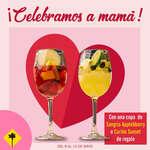 Ofertas de California Pizza Kitchen, ¡Celebramos a mamá!