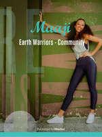 Ofertas de Maaji, Maaji earth warriors