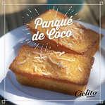 Ofertas de Cielito Querido Café, Panqué de coco