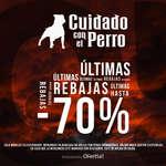 Ofertas de Cuidado Con el Perro, Últimas Rebajas hasta 70%