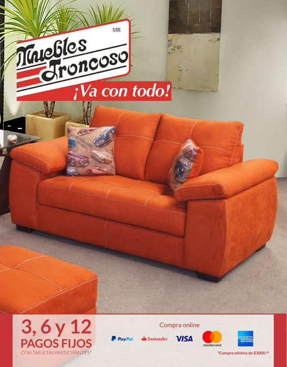 Muebles troncoso ofertas cat logos y folletos ofertia for Muebles plaza norte