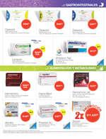 Ofertas de Farmacias Especializadas, Boletín julio
