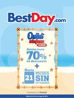 Ofertas de Best Day, Outlet Viajero Extensión