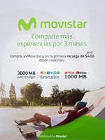Ofertas de Movistar, Recarga 400