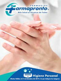 Higiene personal - servicio a domicilio