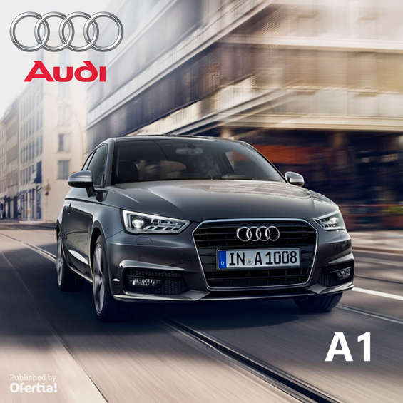 Ofertas de Audi, Audi A1 2019
