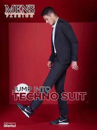 Jump Into Techno Suit