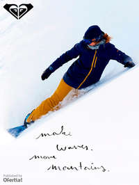 Make waves move mountains