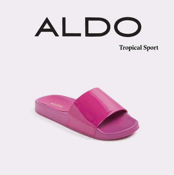 Ofertas de Aldo, Tropical Sport