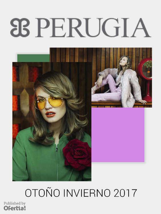 Ofertas de Perugia, Otoño Invierno 2017