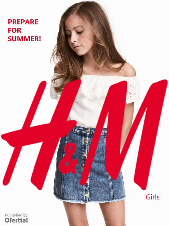 Ofertas de H&M, Prepare for summer! Girls