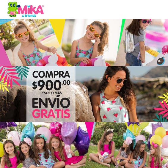 Ofertas de Mika & Friends, Envío gratis