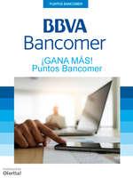 Ofertas de Bancomer, Gana Más Puntos Bancomer
