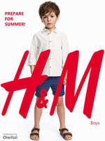Ofertas de H&M, Prepare for summer! Boys