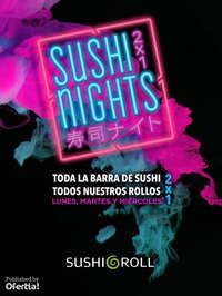Sushi Nights 2x1