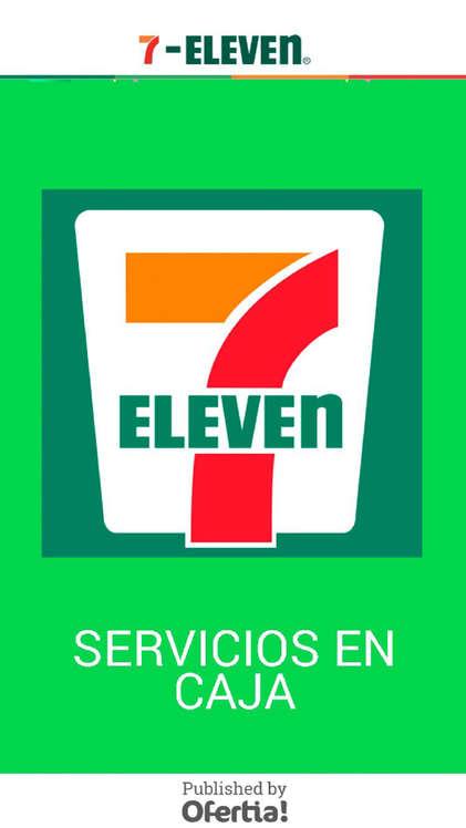 Ofertas de 7-Eleven, Servicios en caja