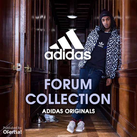 Ofertas de Adidas, Forum Collection