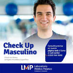 Ofertas de Laboratorio Médico Polanco, Check Up Masculino