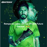 Puma future hacked