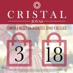 Ofertas de Cristal Joyas, Meses sin intereses - Joyas y relojes