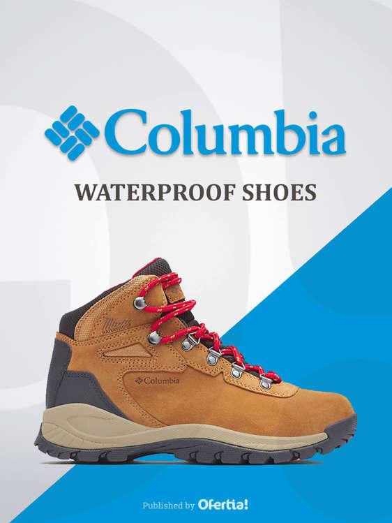 Ofertas de Columbia, Waterproof Shoes