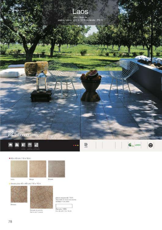 Suelo para exterior barato elegant ofertas de leroy - Suelo jardin barato ...