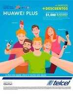 Ofertas de Telcel, Huawei Plus