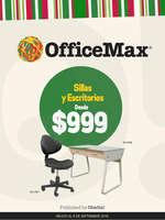 Ofertas de Office Max, Sillas & Escritorios
