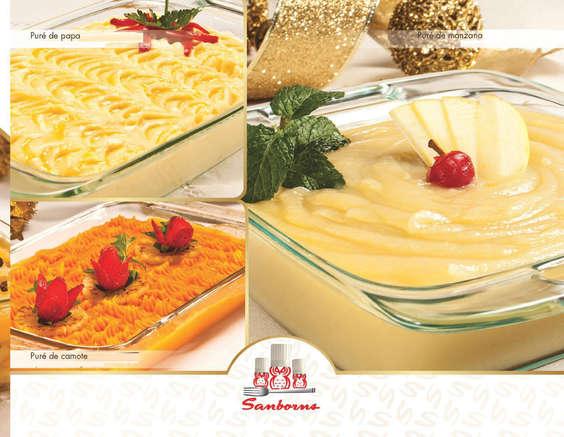Ofertas de Sanborns, Menú Navidad y Año Nuevo en Casa