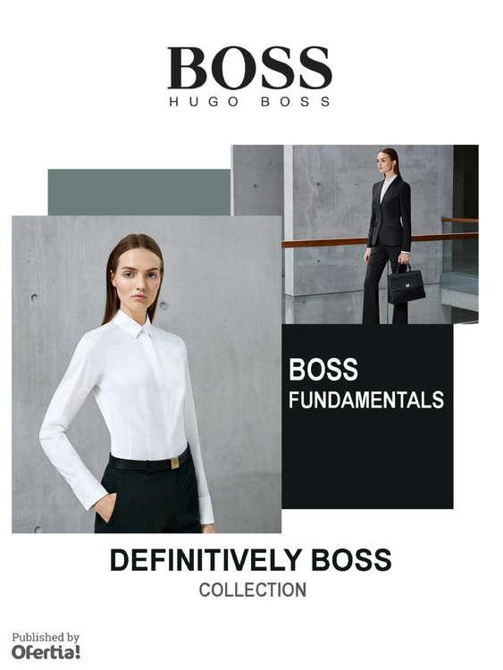 Ofertas de Hugo Boss, Fundamentals