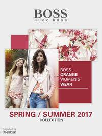 Boss Orange Womenswear Spring Summer 2017