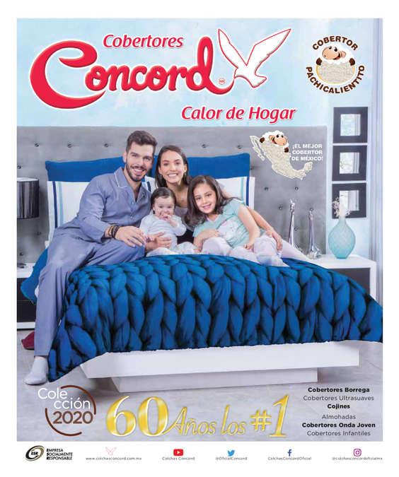 7ee578ab Colchas Concord, Avenida las Palmas No 5254a, Valle Verde 1 Sector en  Monterrey. Ofertas ...