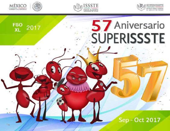 Ofertas de SUPERISSSTE, 57 Aniversario Superissste