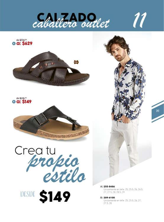 Sandalia travesía en La Cruz - Catálogos 4f784d658c5