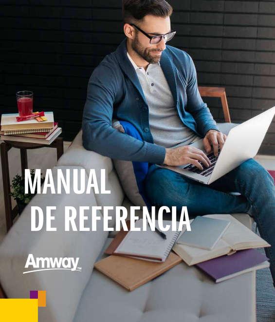 Ofertas de Amway, Manual DeReferencia 2017