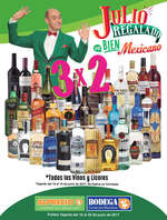 Ofertas de Bodega Comercial Mexicana, Julio regalado es bien mexicano