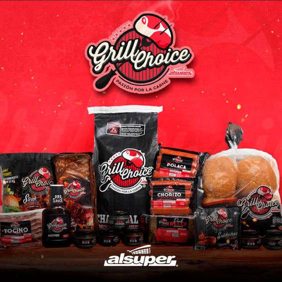Ofertas de Al Super, Grill Choice de venta en Al Super
