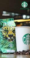Ofertas de Starbucks, Menú