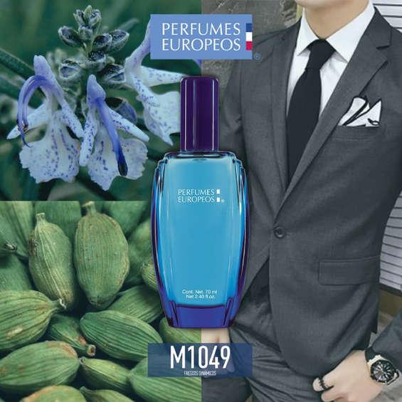 Ofertas de Perfumes Europeos, Loción para caballero