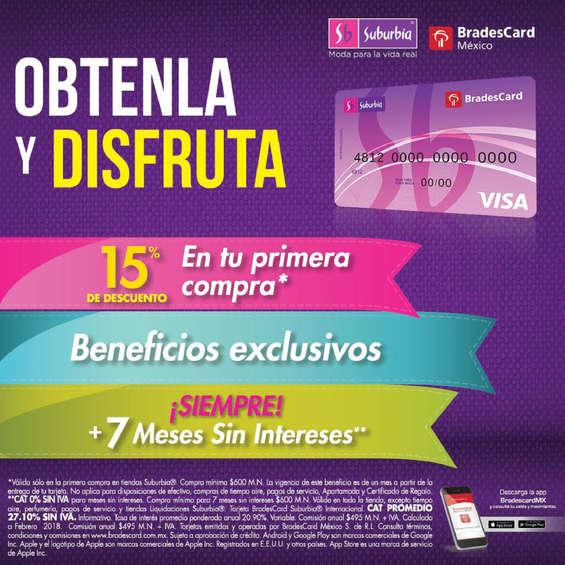 Tiendas Suburbia - Horarios, teléfonos y direcciones - Ofertia