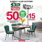 Ofertas de Sears, 6 Días de venta especial