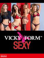 Ofertas de Vicky Form, Vicky Form Invierno Sexy